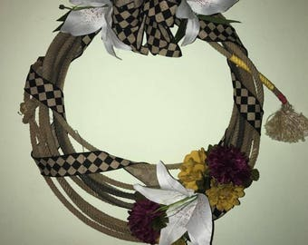 Lasso Wreath