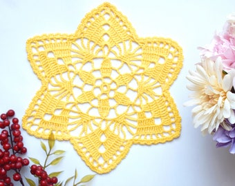 Crochet Coasters, Table Decoration, Home Decor