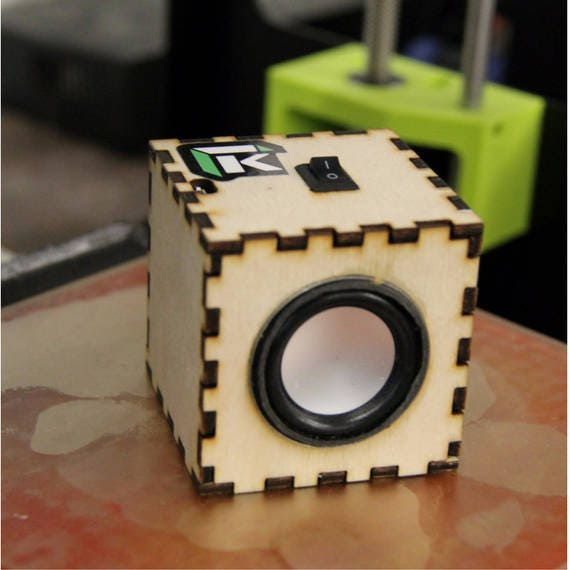 Bluetooth Speaker DIY Kit Build Your Own Portable Speakers