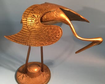 Brass Pelican