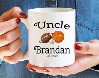 Uncle Mug, Uncle Gift, Gift For Uncle, Coffee Mug, Uncle, Mug, Pregnancy Reveal, Brother Gift, New Uncle, Personalized Mug, Uncle To Be