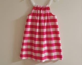 Pink Baby Girl Dress