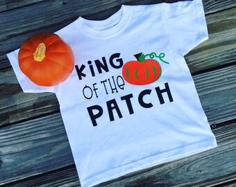 King of the Patch T-Shirt
