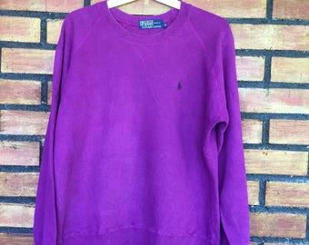 Sale Sale Sale POLO RALPH LAUREN sweatshirt