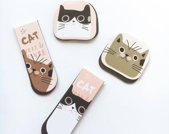 Helpful Kitties Bookmark