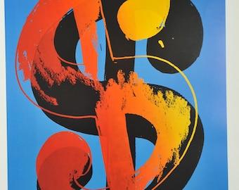 Warhol, Andy - Dollar sign