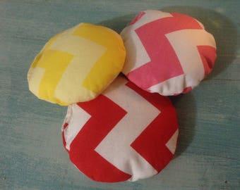Guinea pig pillows, hedgehog pillows, chinchilla pillows, small pet pillows, hamster pillows