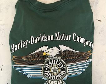 Classic Harley Davidson Tee