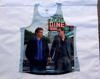 Goodfellas  tank top sublimation T shirt