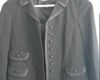 Black 'Tullo' jacket