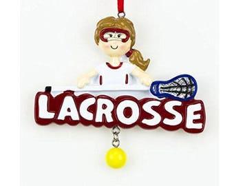 Lacrosse girl  Etsy