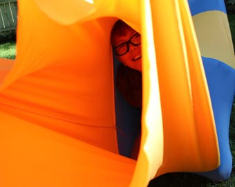 Therapeutic Sensory Tunnel for kids with Autism and ADHD