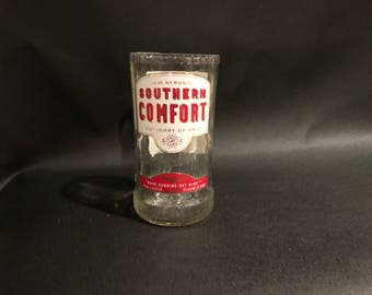 750ML Southern Comfort  BOTTLE Soy Candle . Made To Order !!!!!