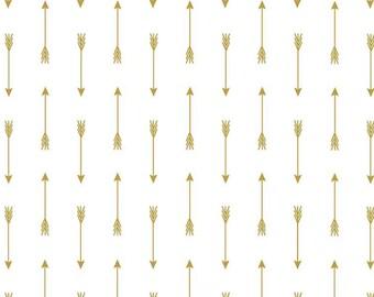 Riley Blake - Arrows Gold