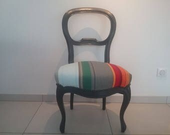 Style Chair renovated louis philippe.