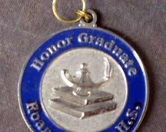 S Roane County HS Tennessee Honor Graduate medal