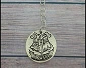 Harry Potter Key Chain Hogwarts Key Chain Handmade Key Chain Harry Potter Inspired Key Chain
