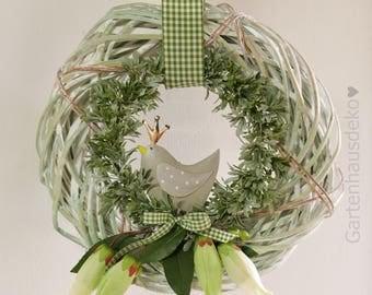 Wreath * Bird *
