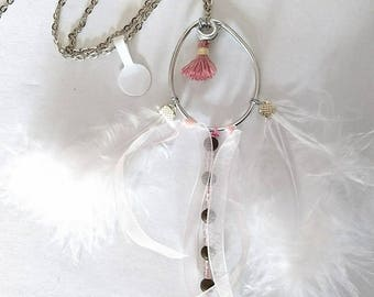 Necklace - Dream catcher