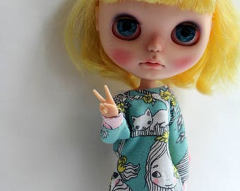 Fun dress for Blythe / Pure neemo or Neo