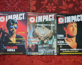 Mad magazine IMPACT Movies