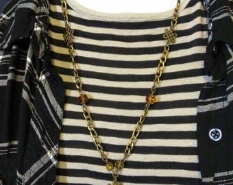 Sweeter Than Honey Necklace