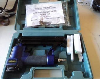 Central Pneumatic Air Nailer/Stapler