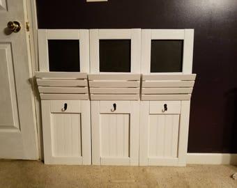 Custom Wall Locker