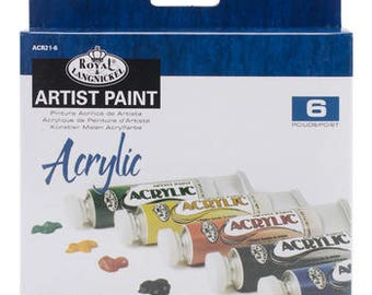 Acrylic Paints assorted Colors