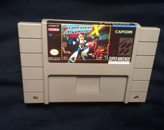 Mega Man X Generation SNES Game