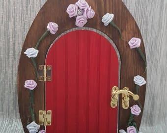 Fairy Door - Happy Anniversary - Keepsake