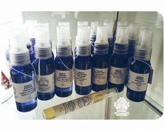 Beard oil < -vegan- Bloody Bishop oils - Jojoba,coconut,Avocado,Apricot kernel,Wheat Germ oil rose summer season fresh scented