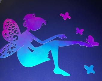 Fairy Holographic Decal (OPAL)