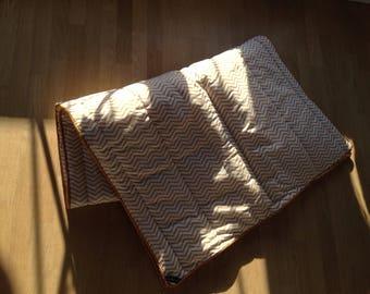 Bed blanket, quilt,