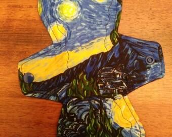 """9"""" Van Gogh Cloth Pad"""