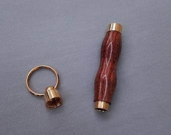 Toothpick Holder Keychain