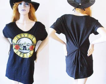 Guns N Roses shirts dress or top S-L