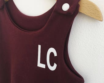 Personalised Romper (27 colours)