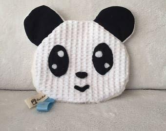 Mr Panda plush