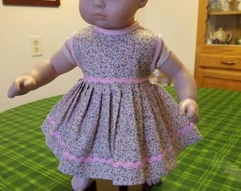 American Girl Bitty Baby Doll Dress (sku M131)