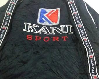 Vintage kani sport sidetape parka stail jacket