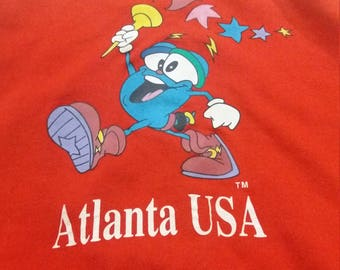 Vintage antioni olympic games ATLANTA USA 1996 tracktop jacket
