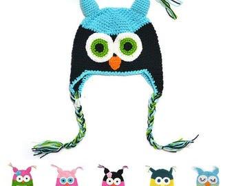 Crochet Baby/Children's cap
