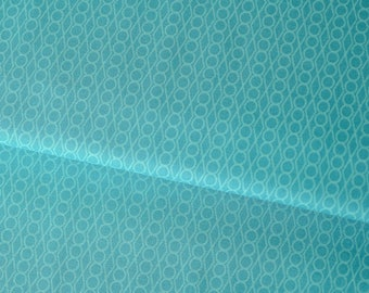 Lizzy House Jewels in Turquoise by fat quarter