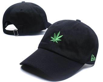 Leaf Baseball Hat