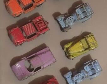 Sale! Vintage Tootsie Toys Lot