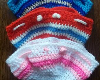 Small Crochet Pouch