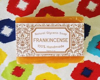 Frankincense | Natural Bar Soap