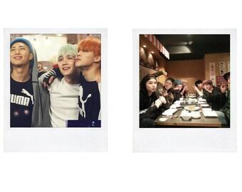 BTS Group Polaroids pt.2