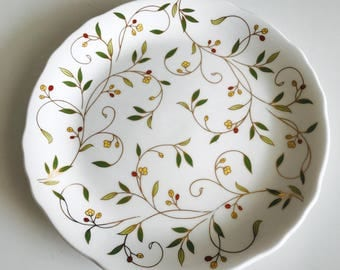 Set of (5) Total New Feeling China Bread & Butter Plates (5) - Made In Japan